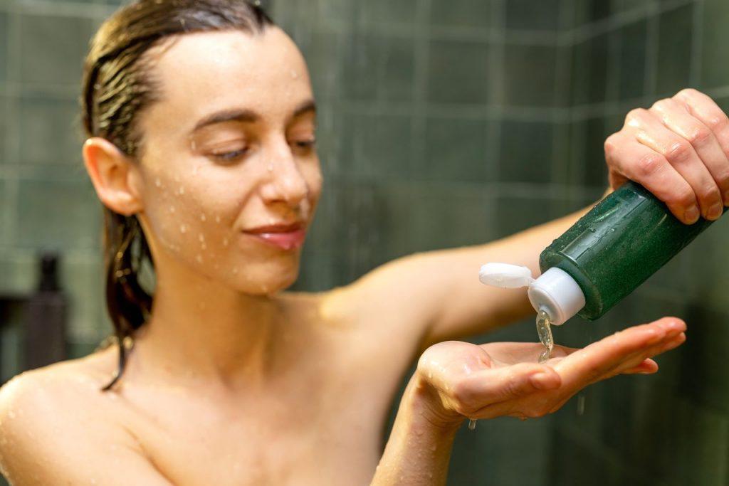 shampoing sans parabène mousse moins