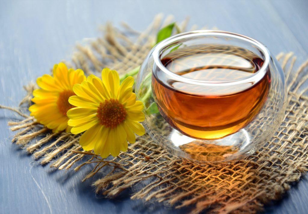 miel pour les cheveux